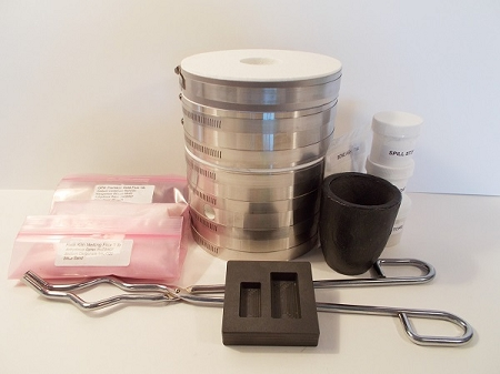 Deluxe KK-6 Propane Smelting Kit