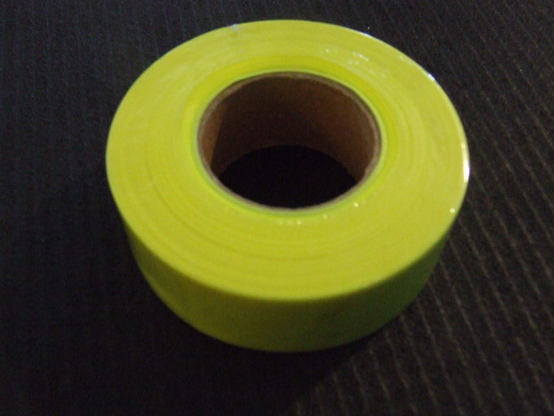 Flagging Tape - Lemon Yellow